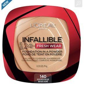 L'Oréal Infallible Powder Foundation